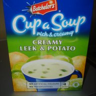 Goodbye to cup a soups