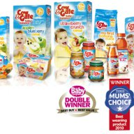Supermarkets lose out - Cow and Gate baby food